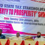 Poverty to Prosperity Summit